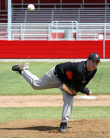 2009 District Baseball - Round #1