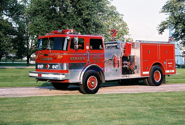 Forrest-Strawn-Wing Fire Protection District