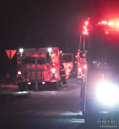 Detroit MI, House Fire 2-9-2020