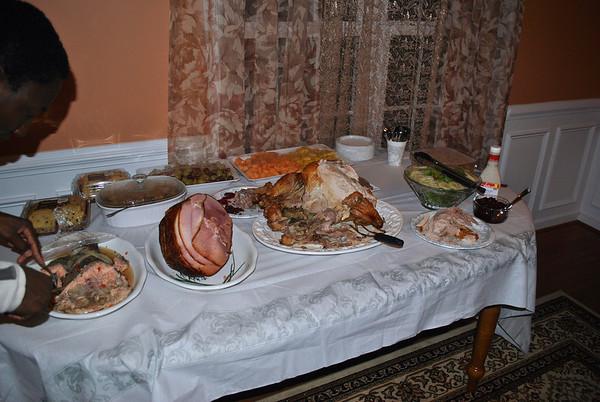 Thanksgiving 2012 - Richmond, VA