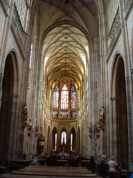 St. Vitas interior.