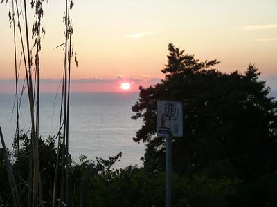 Circeo 2018 (tramonti)