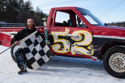 Week 4  -  16 Feb 2014 -  Lakes Region Ice Racing Club