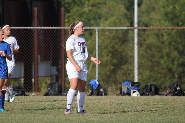 TRHS Girls Soccer