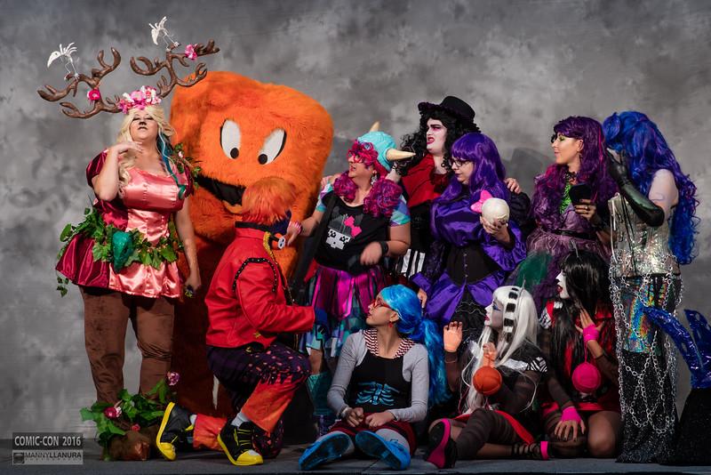 Comic Con 2016 Masquerade