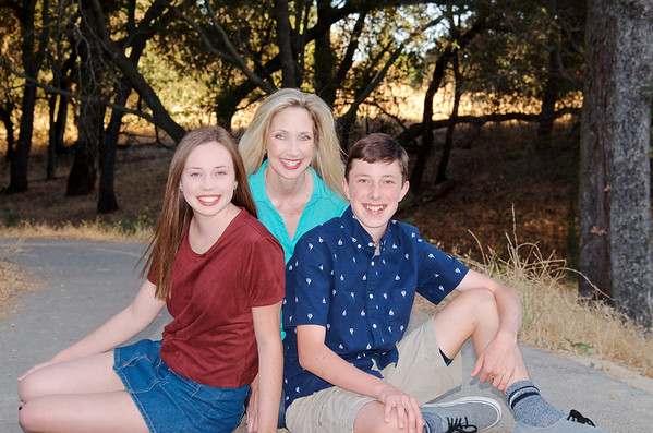 Courville Family 2015