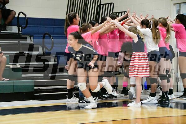 Girls Varsity Volleyball 10.07.19