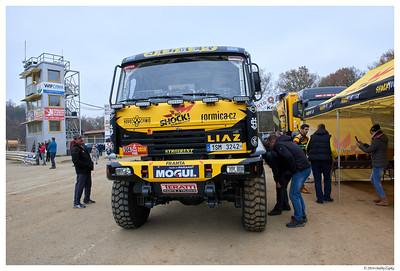 Testování na Dakar 11/2018