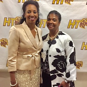 Huston-Tillotson University Change Makers Supper