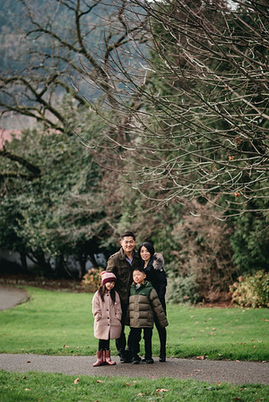 Samantha Kim Family Fall 2017