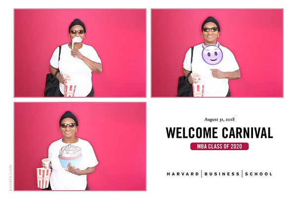 Prints - Harvard Class of 2020 Welcome Carnival