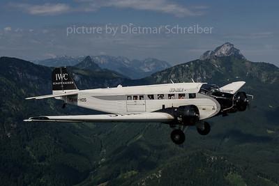 HB-HOS Junkers Ju52