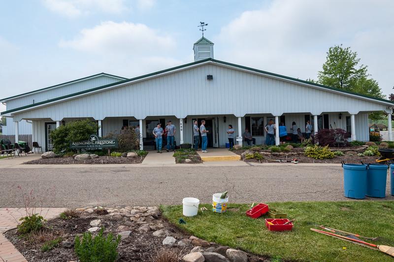 Pegasus Farm 2013