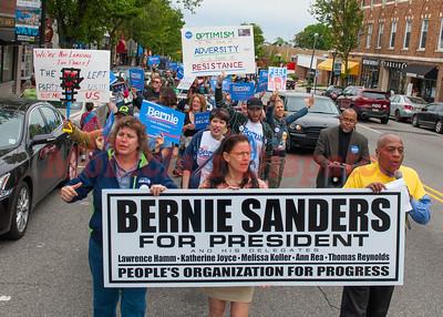 Bernie Sanders March 5-21-2016
