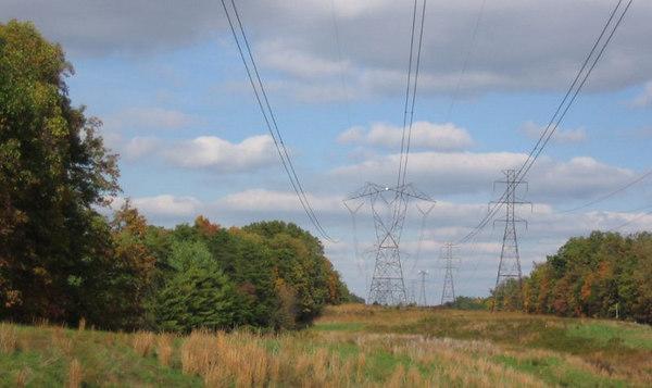 Loudoun Power lines