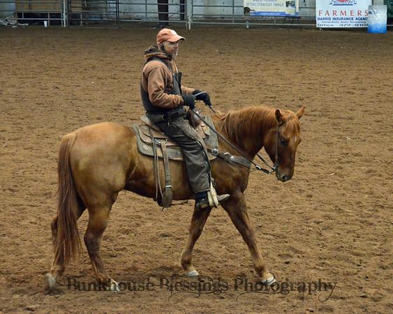 Horsemanship N Barrel Clinic