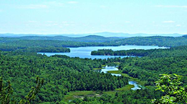 Sky Pond to Bald Ledge to Winona Lake (June 17)