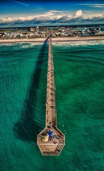 Surf City Pier 300 dpi