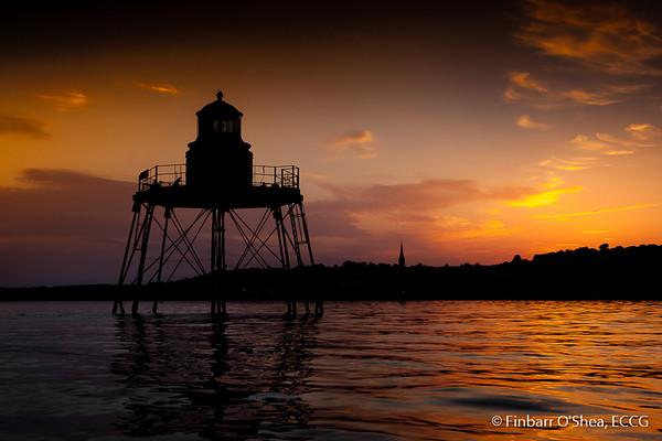 Spitbank Lighthouse - Co. Cork
