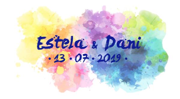 Estela & Dani 13-07-2019