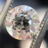 1.09ct Old European Cut Diamond GIA M VS2 5