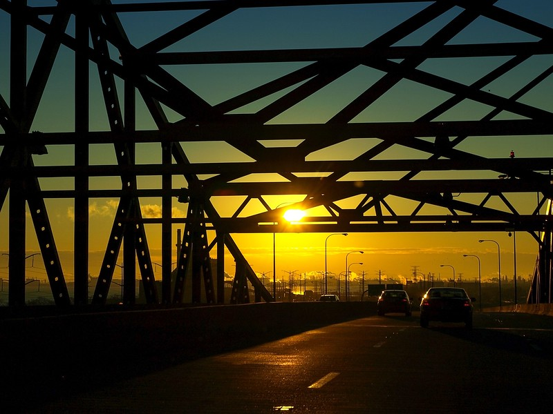chicago skyway bridge