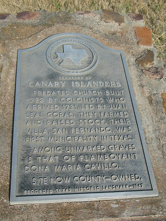 Cemetery of Canary Islanders