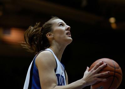 02/15/07 - NCAA Women: Duke Blue Devils vs Boston College