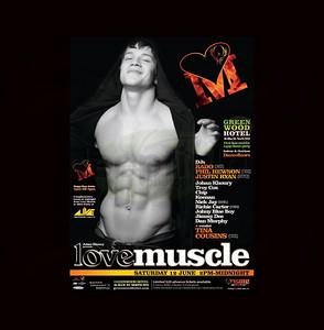 Love Muscle @ Greenwood Hotel, June 12 2010