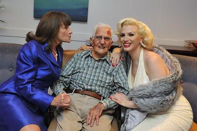 Carlin White 107th Birthday Party