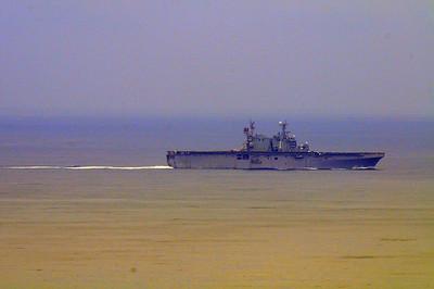 USS Tarawa LHA 1