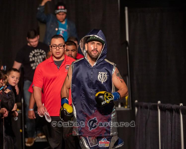 KO Boxing 88: Bout 5: Ryan Ford vs Orlando Vazquez