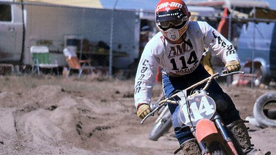 1978 National Amateur Motocross Championship - Georgia