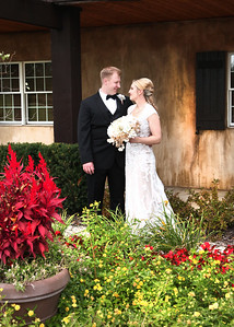 Briana and Jon wedding photos