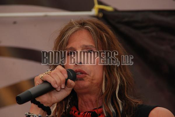 """Steven Tyler of Aerosmith"" @ Thunderdome - Sturgis 2008 - August 6, 2008 - Nikon D80 - Mark Teicher"