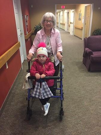 clarke great grandma