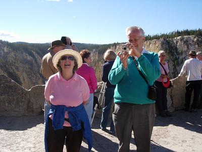 Yellowstone and Grand Teton 2006