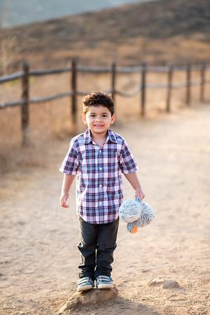 Gretchen + Rob | Rancho Bernardo Family Photos | Lake Hodges