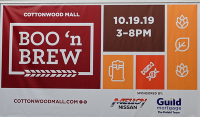 Boo-n-Brew - Oct 19, 2019