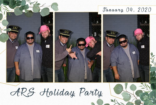 ARS Holiday Party (01/04/20)