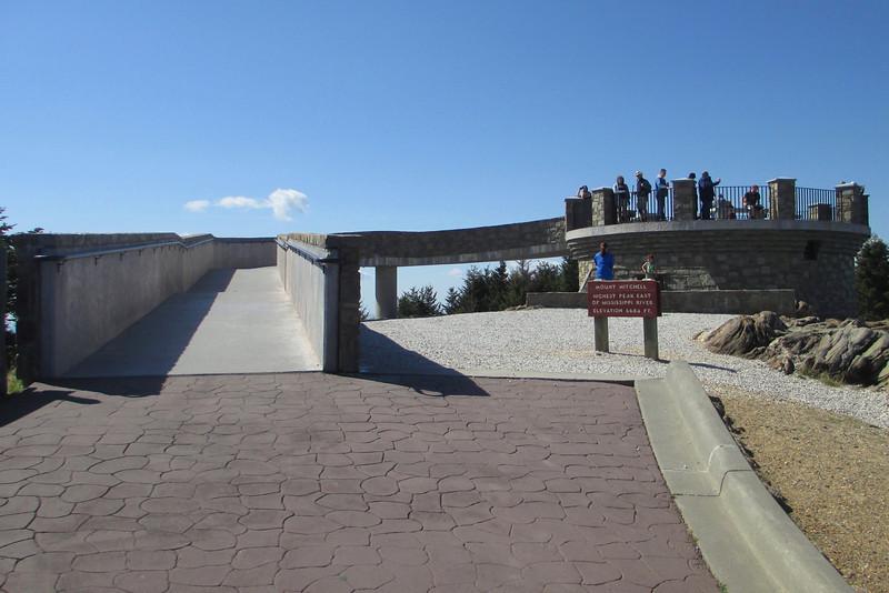 Mount Mitchell Summit - 6,684'