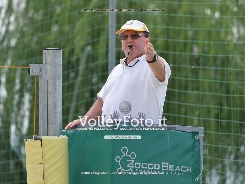 """5ª Edizione Memorial """"Claudio Giri"""" presso Zocco Beach San Feliciano PG IT, 25 agosto 2018 - Foto di Michele Benda per VolleyFoto [Riferimento file: 2018-08-25/ND5_9197]"""