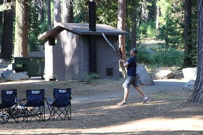 CFM Camping 2016- Wolf Creek