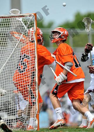 Boys Varsity Lacrosse - Rockford at Okemos - May 15
