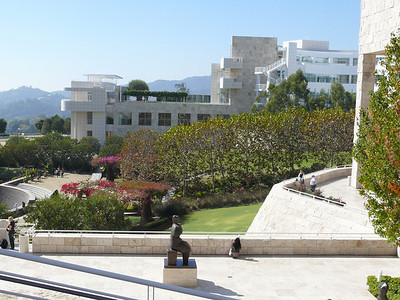 Getty Museum, 2008