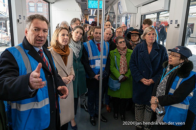 Transport Treinen - 2020 Waterstoftrein