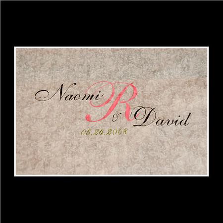 Wedding Album 05/24/08