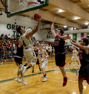 Vashon Island High School Boys Basketball v Coupeville 12/15/2017