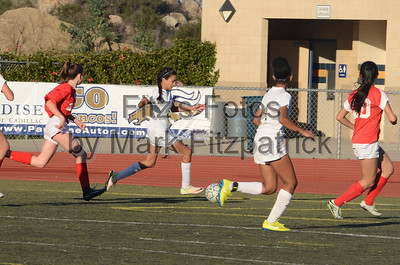JV GSoc vs. Great Oak