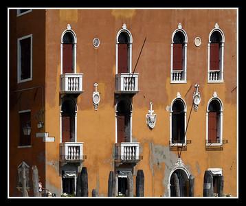Venezia - Windows and Doors